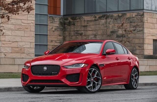 Jaguar XE - Giá xe Ô tô Jaguar mới nhất tháng [hienthithang]/[hienthinam] + khuyến mãi #1