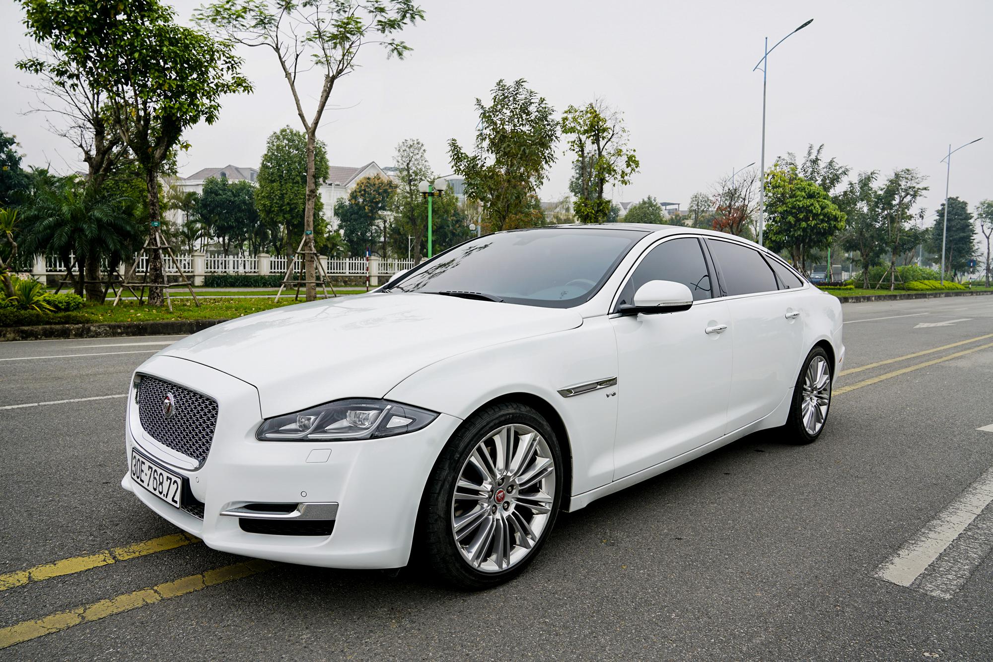 Jaguar XJL - Giá xe Ô tô Jaguar mới nhất tháng [hienthithang]/[hienthinam] + khuyến mãi #1