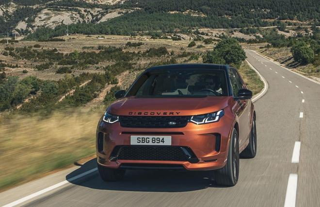 Land Rover Discovery Sport - Giá xe Ô tô Land Rover mới nhất tháng [hienthithang]/[hienthinam] + khuyến mãi #1