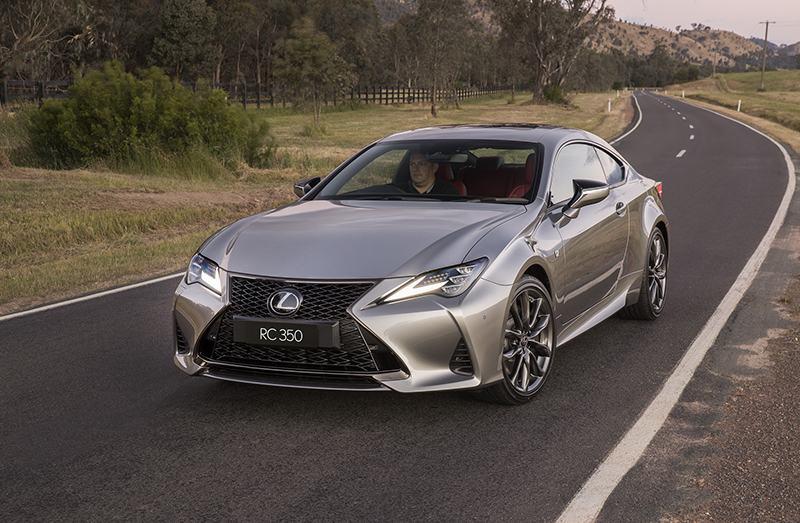 Lexus RC - Giá xe Ô tô Lexus mới nhất tháng [hienthithang]/[hienthinam] + khuyến mãi #1