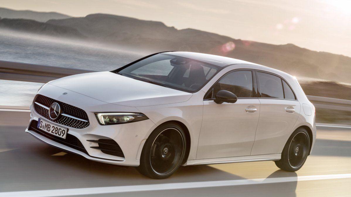 Mercedes A Class - Giá xe Ô tô Mercedes-Benz mới nhất tháng [hienthithang]/[hienthinam] + khuyến mãi #1