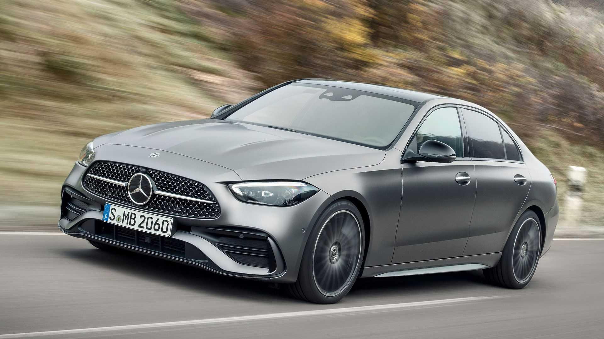 Mercedes Benz C Class - Giá xe Ô tô Mercedes-Benz mới nhất tháng [hienthithang]/[hienthinam] + khuyến mãi #1