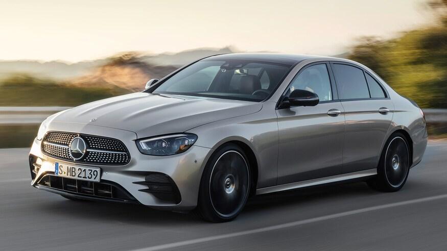 Mercedes Benz E Class - Giá xe Ô tô Mercedes-Benz mới nhất tháng [hienthithang]/[hienthinam] + khuyến mãi #1