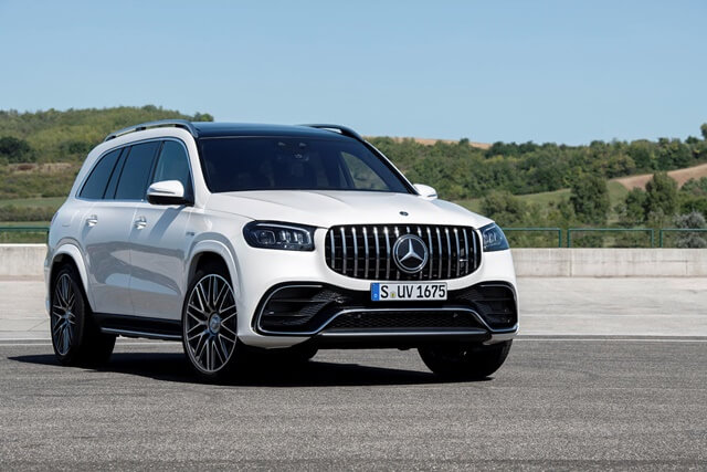 Mercedes GLS Class - Giá xe Ô tô Mercedes-Benz mới nhất tháng [hienthithang]/[hienthinam] + khuyến mãi #1