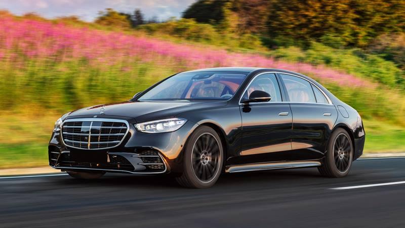 Mercedes S Class - Giá xe Ô tô Mercedes-Benz mới nhất tháng [hienthithang]/[hienthinam] + khuyến mãi #1
