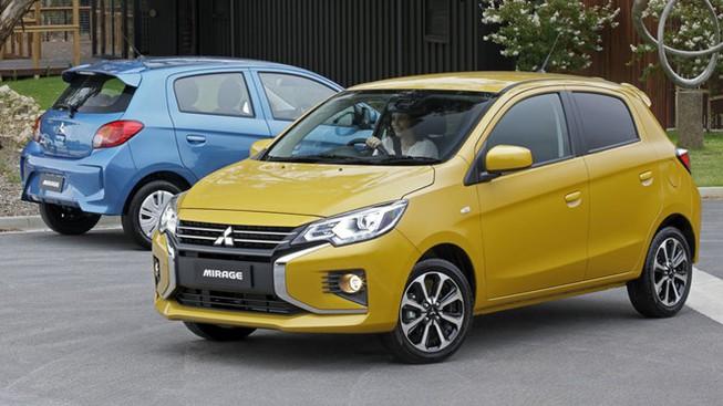 Mitsubishi Mirage - Giá xe Ô tô Mitsubishi mới nhất tháng [hienthithang]/[hienthinam] + khuyến mãi #1