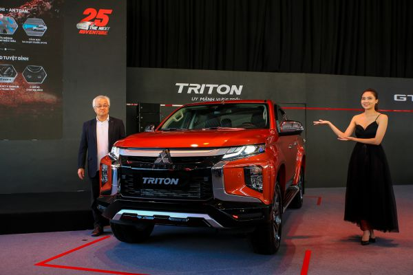 Mitsubishi Triton - Giá xe Ô tô Mitsubishi mới nhất tháng [hienthithang]/[hienthinam] + khuyến mãi #1
