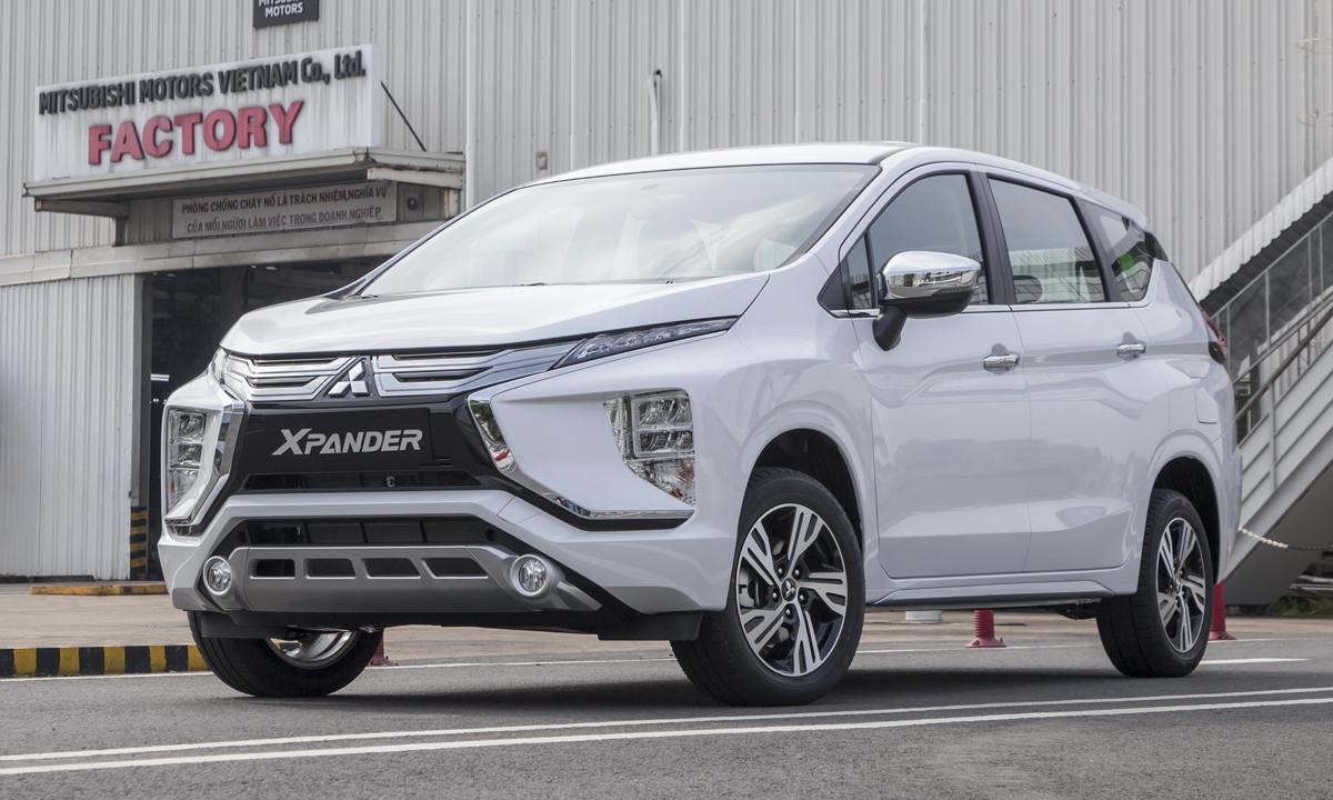 Mitsubishi Xpander - Giá xe Ô tô Mitsubishi mới nhất tháng [hienthithang]/[hienthinam] + khuyến mãi #1