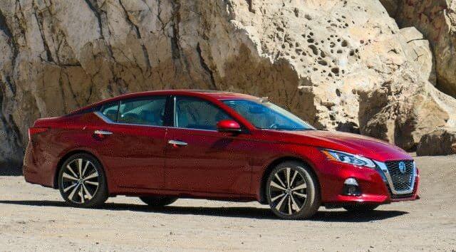 Nissan Teana - Giá xe Ô tô Nissan mới nhất tháng [hienthithang]/[hienthinam] + khuyến mãi #1