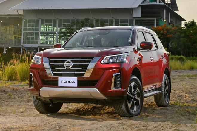Nissan Terra - Giá xe Ô tô Nissan mới nhất tháng [hienthithang]/[hienthinam] + khuyến mãi #1