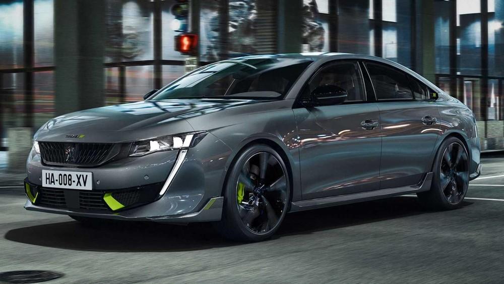 Peugeot 508 - Giá xe Ô tô Peugeot mới nhất tháng [hienthithang]/[hienthinam] + khuyến mãi #1
