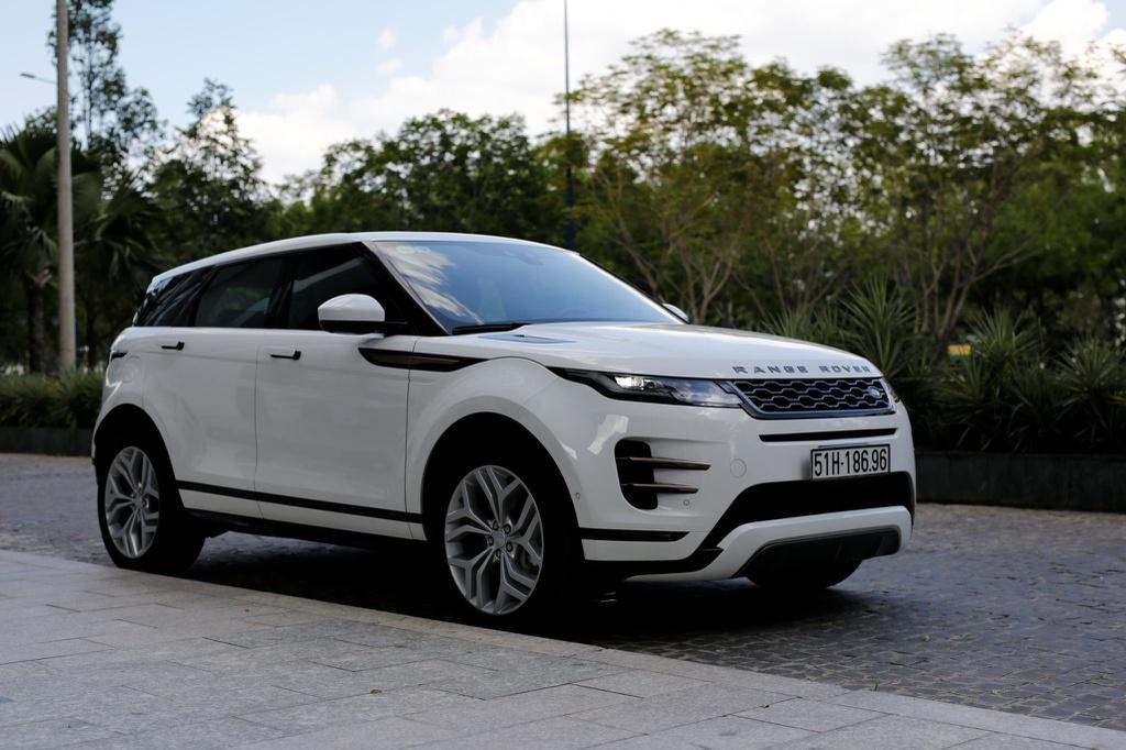 Range Rover Evoque - Giá xe Ô tô Land Rover mới nhất tháng [hienthithang]/[hienthinam] + khuyến mãi #1