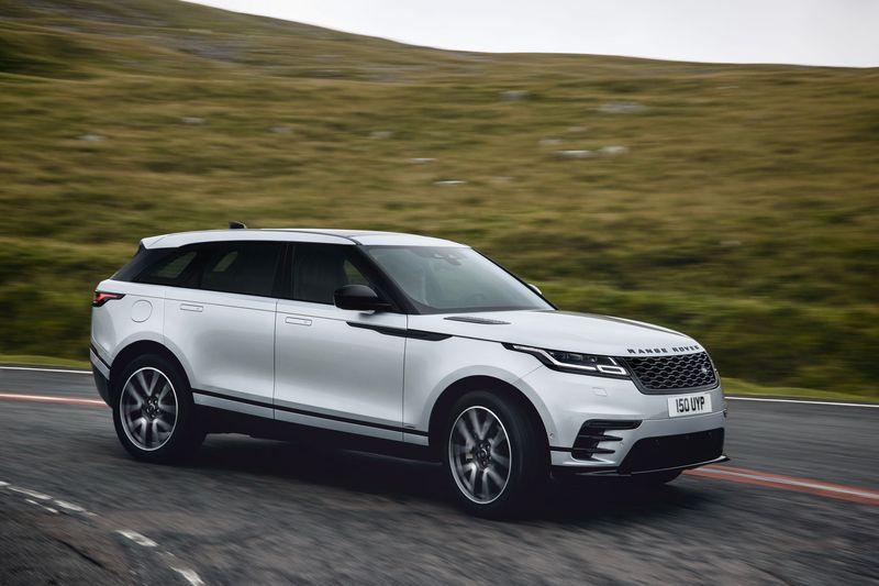 Range Rover Velar - Giá xe Ô tô Land Rover mới nhất tháng [hienthithang]/[hienthinam] + khuyến mãi #1