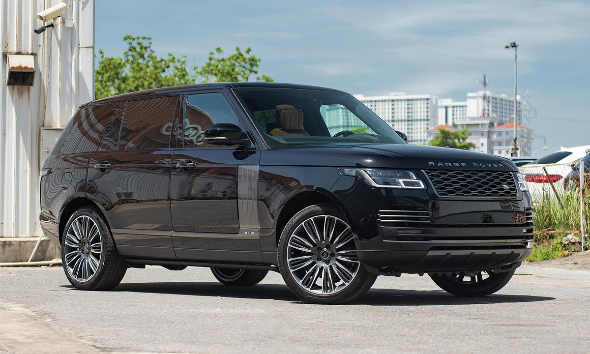 Range Rover - Giá xe Ô tô Land Rover mới nhất tháng [hienthithang]/[hienthinam] + khuyến mãi #1