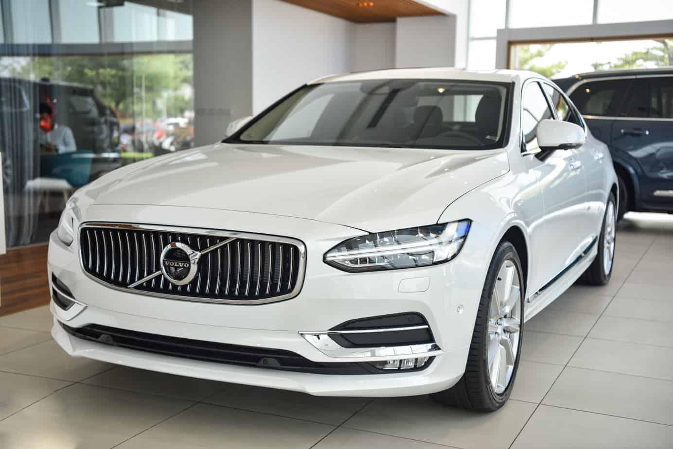 VOLVO S90 - Giá xe Ô tô Volvo mới nhất tháng [hienthithang]/[hienthinam] + khuyến mãi #1