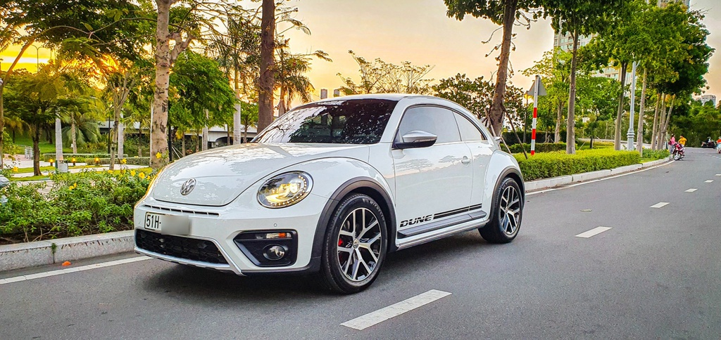 Volkswagen Beetle - Giá xe Ô tô Volkswagen mới nhất tháng [hienthithang]/[hienthinam] + khuyến mãi #1