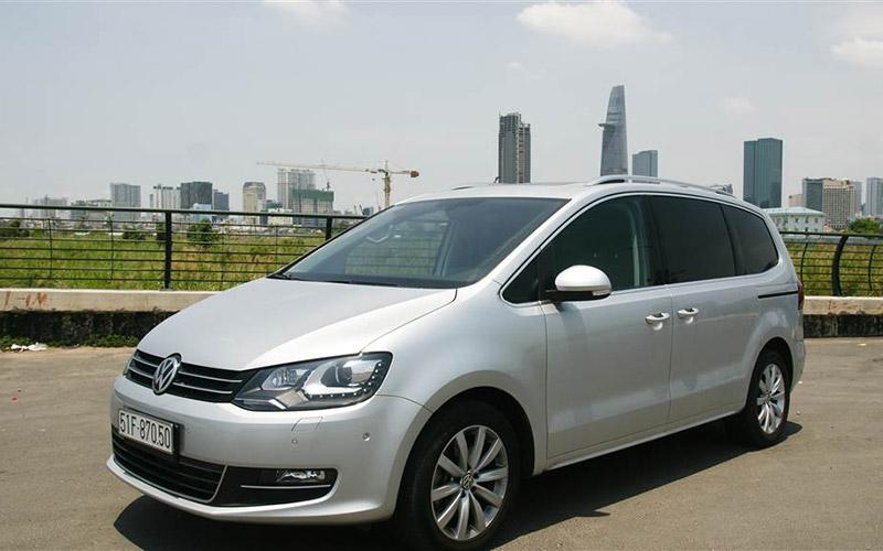 Volkswagen Sharan - Giá xe Ô tô Volkswagen mới nhất tháng [hienthithang]/[hienthinam] + khuyến mãi #1
