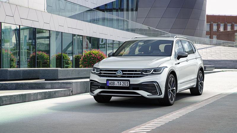 Volkswagen Tiguan Allspace - Giá xe Ô tô Volkswagen mới nhất tháng [hienthithang]/[hienthinam] + khuyến mãi #1