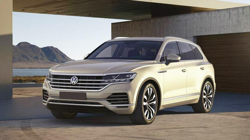 Volkswagen Touareg - Giá xe Ô tô Volkswagen mới nhất tháng [hienthithang]/[hienthinam] + khuyến mãi #1