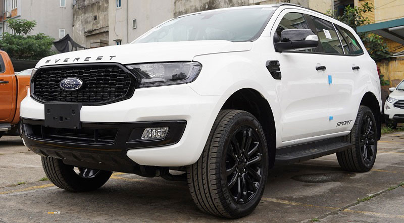 Ford Everest 2 - Ford Everest [hienthinam]: thông số, giá xe & khuyến mãi tháng [hienthithang]