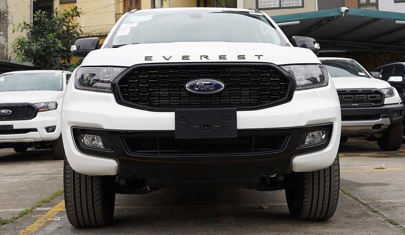 Ford Everest 3 - Ford Everest [hienthinam]: thông số, giá xe & khuyến mãi tháng [hienthithang]