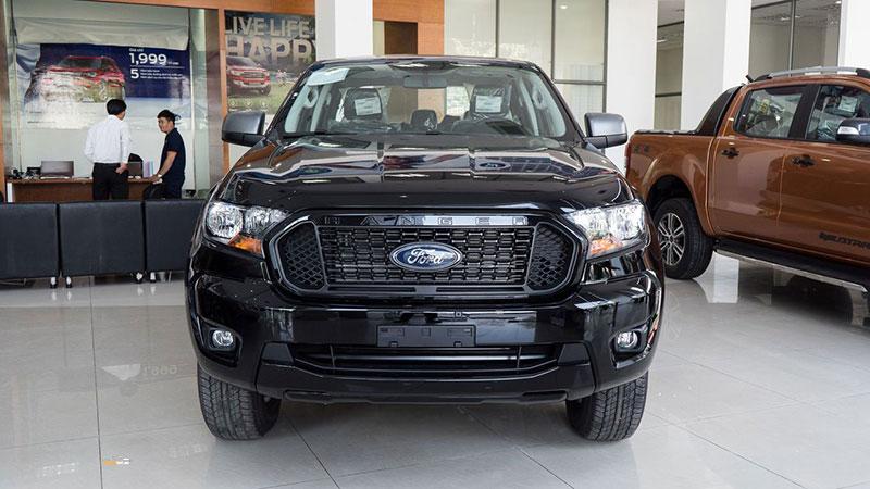 Ford Ranger 1 - Ford Ranger [hienthinam]: thông số, giá xe & khuyến mãi tháng [hienthithang]