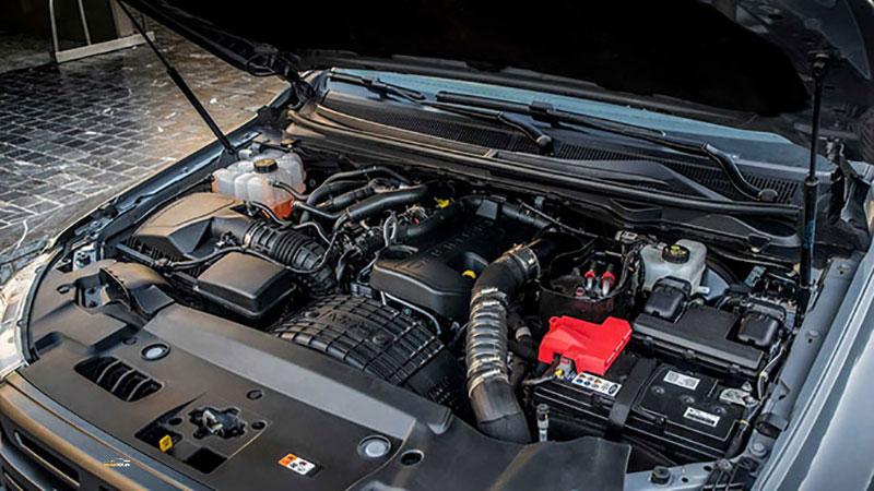 Ford Ranger Raptor 6 - Ford Ranger Raptor [hienthinam]: thông số, giá xe & khuyến mãi tháng [hienthithang]