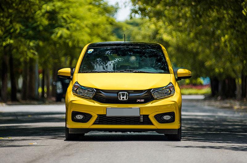 Honda Brio 9 - Honda Brio [hienthinam]: thông số, giá xe & khuyến mãi tháng [hienthithang]