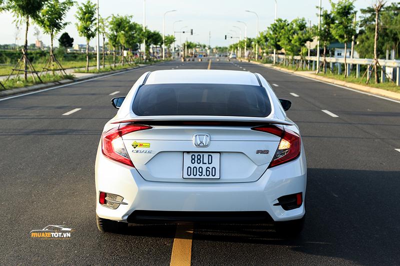 Honda Civic 2 - Honda Civic [hienthinam]: thông số, giá xe & khuyến mãi tháng [hienthithang]