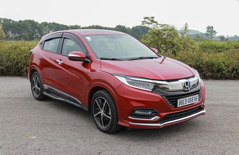 Honda HRV 5 - Honda HRV [hienthinam]: thông số, giá xe & khuyến mãi tháng [hienthithang]