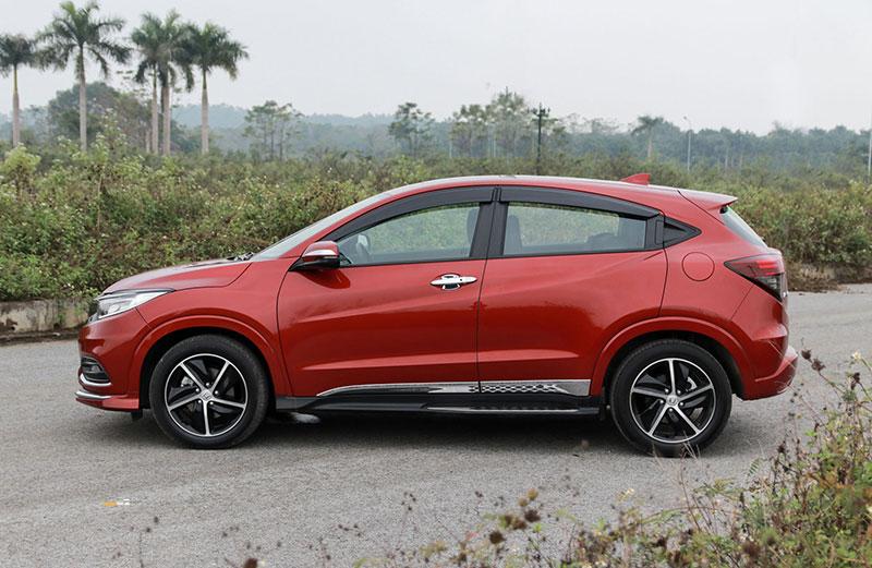 Honda HRV 7 - Honda HRV [hienthinam]: thông số, giá xe & khuyến mãi tháng [hienthithang]