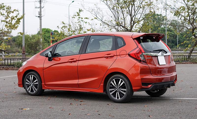 Honda Jazz 4 - Honda Jazz [hienthinam]: thông số, giá xe & khuyến mãi tháng [hienthithang]