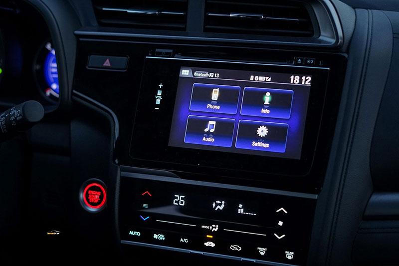 Honda Jazz 6 - Honda Jazz [hienthinam]: thông số, giá xe & khuyến mãi tháng [hienthithang]