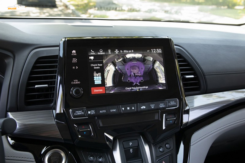 Honda Odyssey hienthinam 11 - Honda Odyssey [hienthinam]: thông số, giá xe & khuyến mãi tháng [hienthithang]