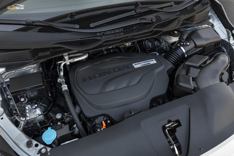 Honda Odyssey hienthinam 12 - Honda Odyssey [hienthinam]: thông số, giá xe & khuyến mãi tháng [hienthithang]
