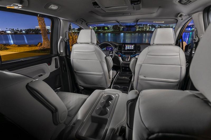 Honda Odyssey hienthinam 5 - Honda Odyssey [hienthinam]: thông số, giá xe & khuyến mãi tháng [hienthithang]