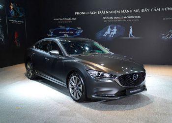 Mazda 6 1 350x250 - Mazda 3 [hienthinam]: thông số, giá xe & khuyến mãi tháng [hienthithang]