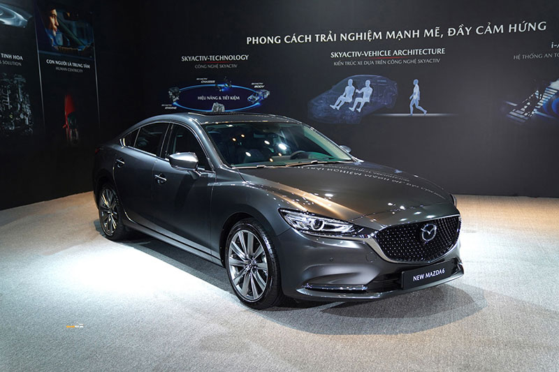 Mazda 6 1 - Mazda 6 [hienthinam]: thông số, giá xe & khuyến mãi tháng [hienthithang]