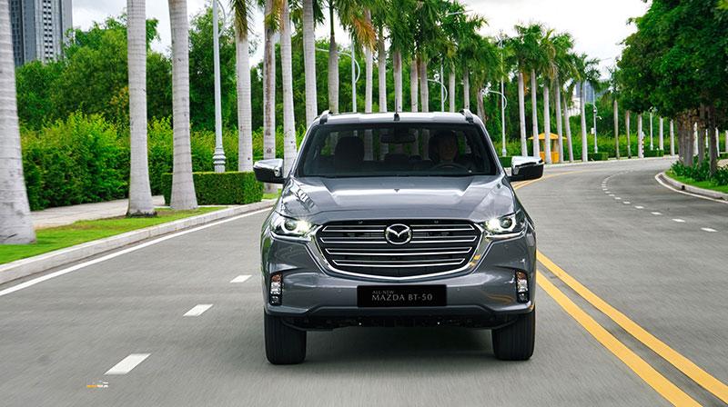 Mazda BT50 9 - Giá xe Ô tô Mazda mới nhất tháng [hienthithang]/[hienthinam] + khuyến mãi #1