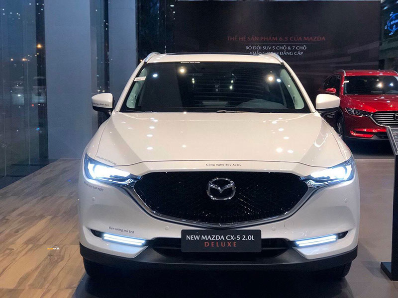Mazda CX5 3 - Mazda CX5 [hienthinam]: thông số, giá xe & khuyến mãi tháng [hienthithang]