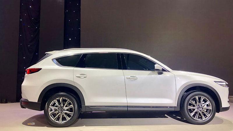 Mazda CX8 1 - Mazda CX8 [hienthinam]: thông số, giá xe & khuyến mãi tháng [hienthithang]
