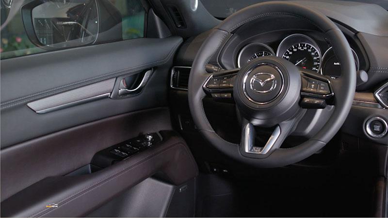 Mazda CX8 10 - Mazda CX8 [hienthinam]: thông số, giá xe & khuyến mãi tháng [hienthithang]