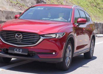 Mazda CX8 3 350x250 - Mazda 3 [hienthinam]: thông số, giá xe & khuyến mãi tháng [hienthithang]
