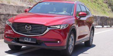 Mazda CX8 3 360x180 - Top những xe 5 chỗ đáng mua nhất