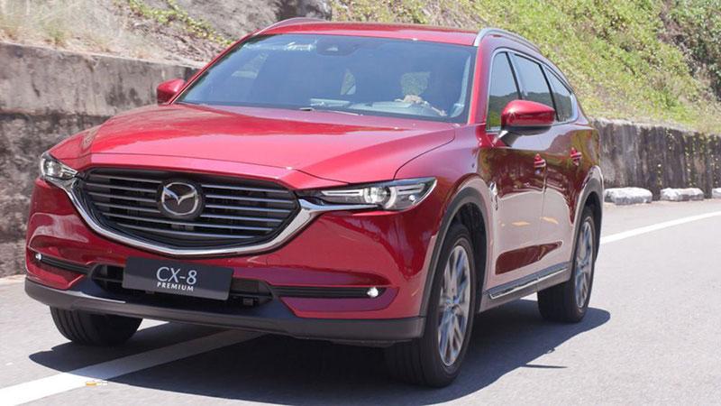 Mazda CX8 3 - Giá xe Ô tô Mazda mới nhất tháng [hienthithang]/[hienthinam] + khuyến mãi #1