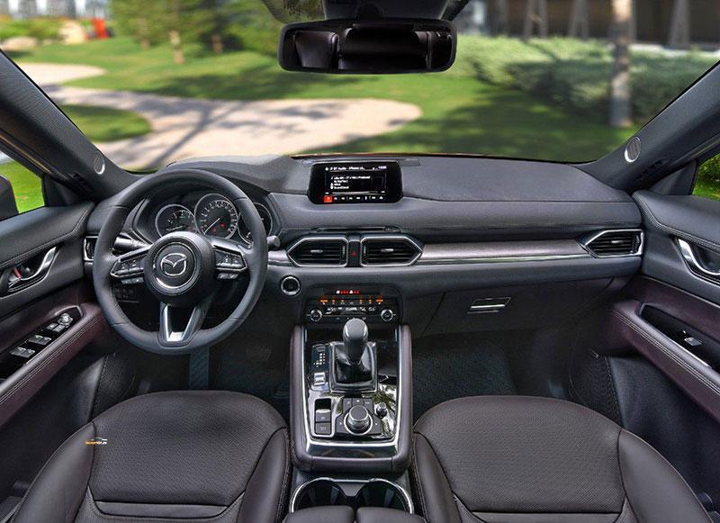 Mazda CX8 8 - Mazda CX8 [hienthinam]: thông số, giá xe & khuyến mãi tháng [hienthithang]