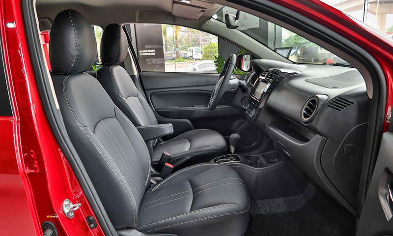 Mitsubishi Attrage 2 - Mitsubishi Attrage [hienthinam]: thông số, giá xe & khuyến mãi tháng [hienthithang]