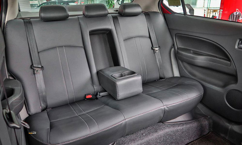 Mitsubishi Attrage 3 - Mitsubishi Attrage [hienthinam]: thông số, giá xe & khuyến mãi tháng [hienthithang]