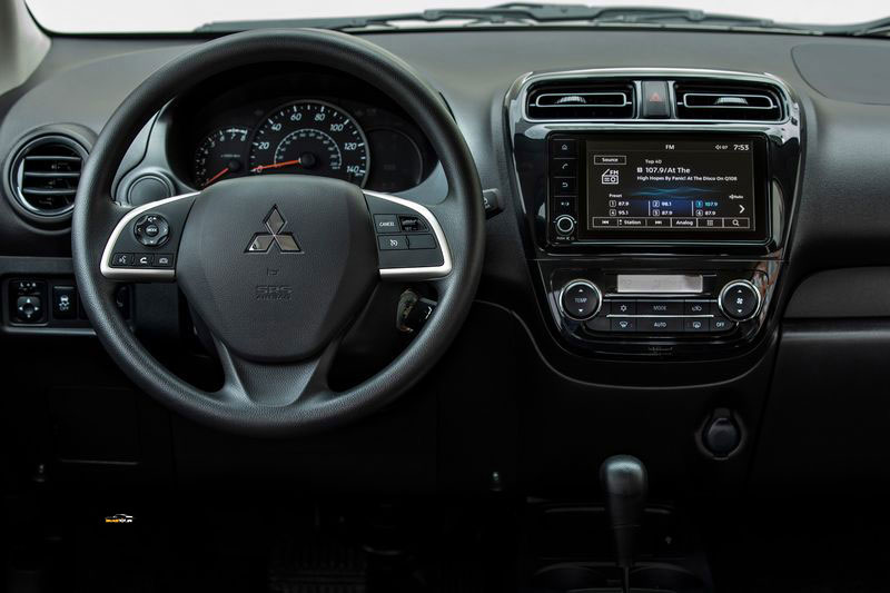 Mitsubishi Mirage 8 - Mitsubishi Mirage [hienthinam]: thông số, giá xe & khuyến mãi tháng [hienthithang]