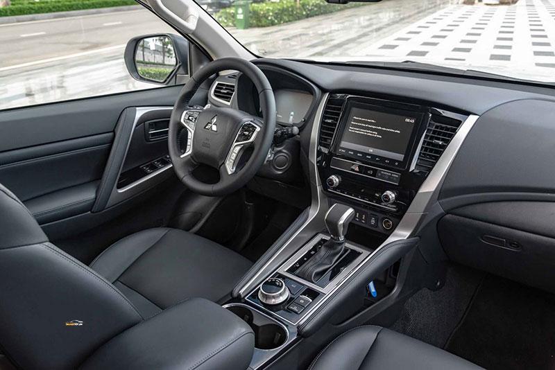 Mitsubishi Pajero Sport 10 - Mitsubishi Pajero Sport [hienthinam]: thông số, giá xe & khuyến mãi tháng [hienthithang]